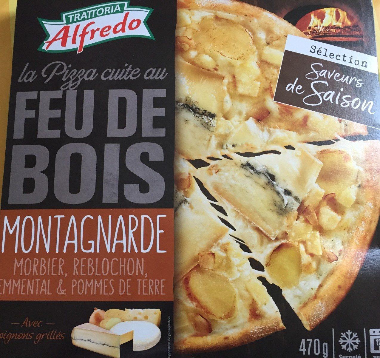 Pizza montagnarde - Produit
