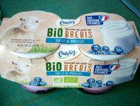 Bio brebis myrtille - Product - fr