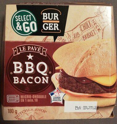 Burger le pavé - Product - fr