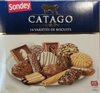 CATAGO 14 variétés de biscuits - Product