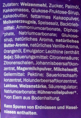Firone - Ingredients