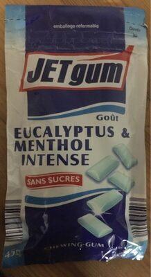 Eucalyptus & Menthol intense - Product - fr