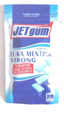 Euka Menthol Strong - Produkt