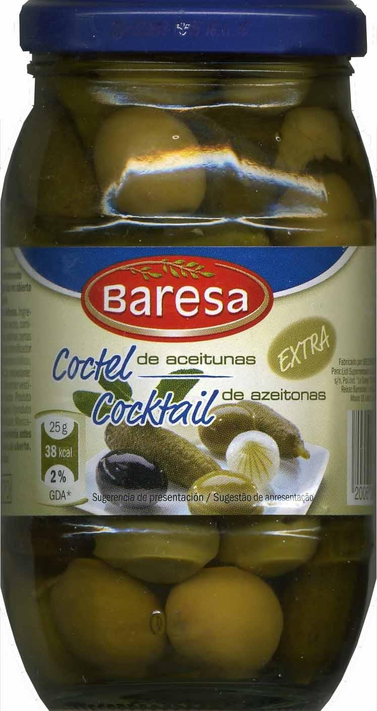 "Surtido de encurtidos ""Baresa"" - Producto"