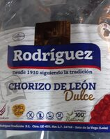 Chorizo de León dulce - Producto