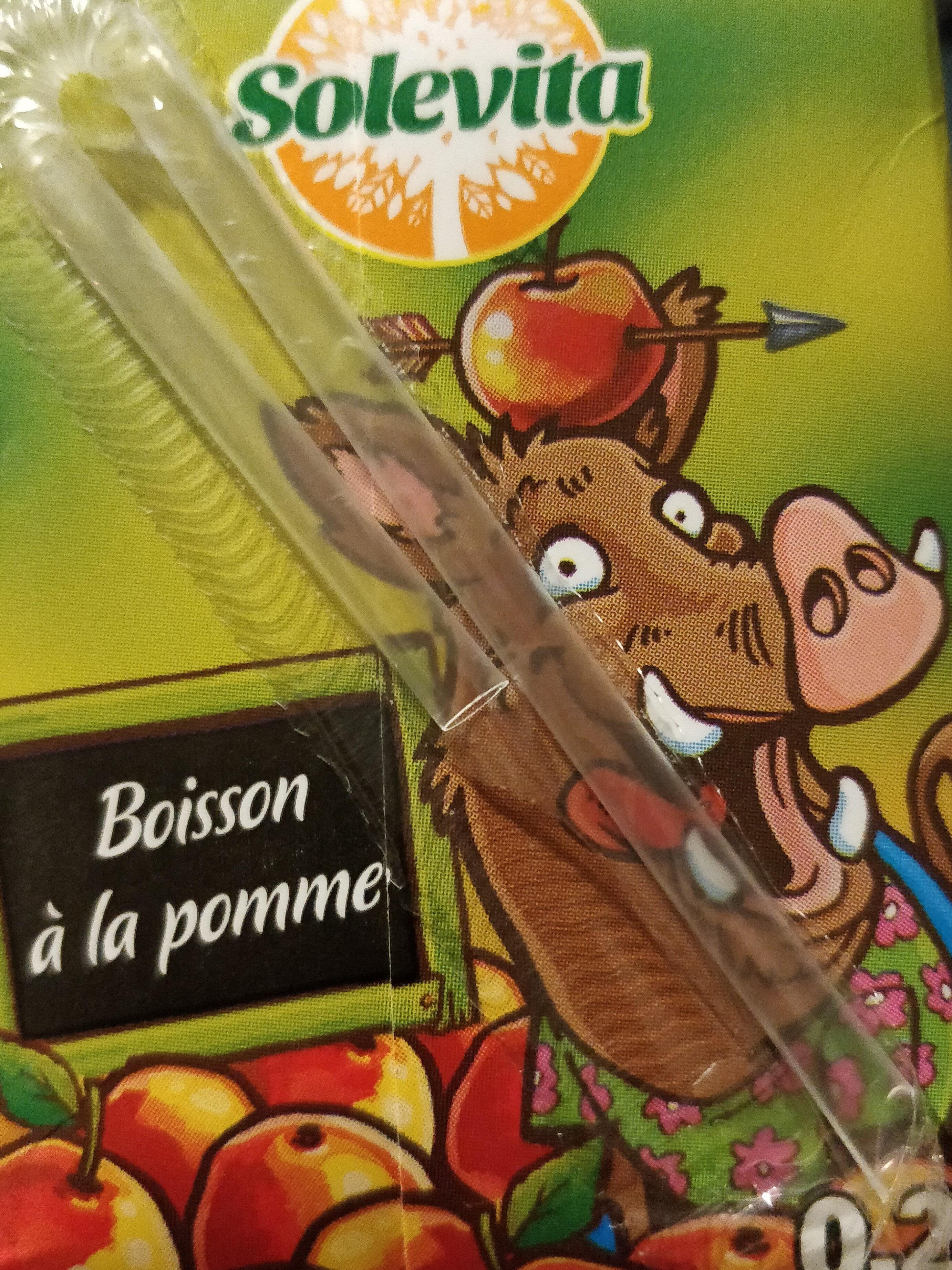 boisson a la pomme - Product - fr