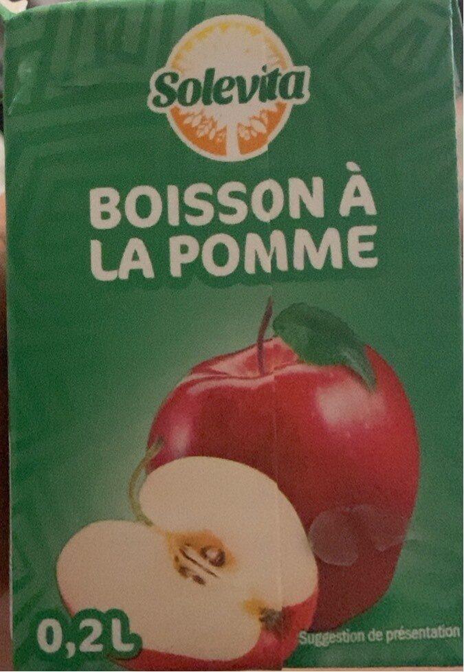 Boisson à la pomme - Product - fr