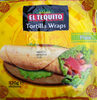 Tortilla wraps plain - Produit