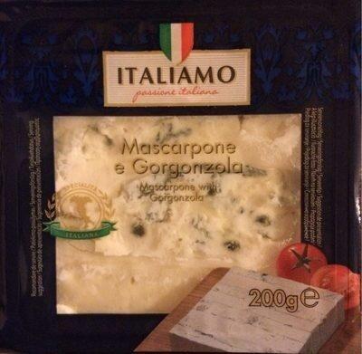 Gorgonzola Mascarpone - Produkt - fr