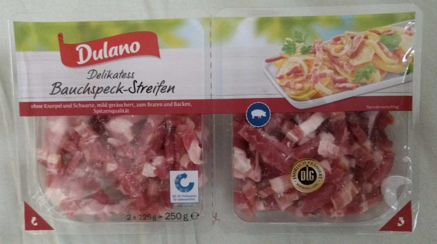 Bacon lardons - Produkt