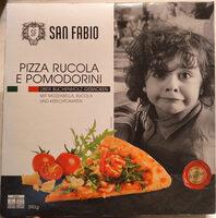 Pizza Rucola e Pomodorini - Produit