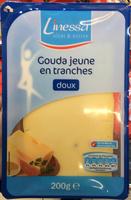 Gouda jeune en tranches doux (18,8% MG) - Product - fr