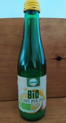 100% pur jus citron - Produit - fr