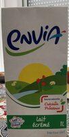 Halfvolle melk - Produit - fr