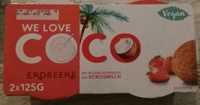 Dessert a base de lait de coco - Produkt