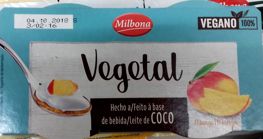 We Love Coco Mango - Product