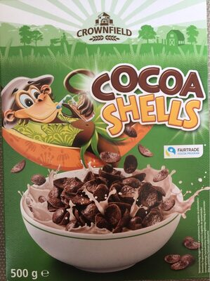 Cocoa Shells - Product