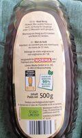 Morbier Appellation d'Origine Protégée - Informations nutritionnelles - fr
