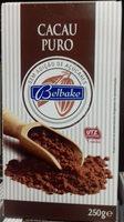 Cacao en poudre - Producto - es