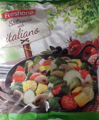 Salteado estilo italiano - Freshona - Producto