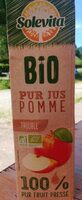 Manzana exprimida bio - Producte - fr