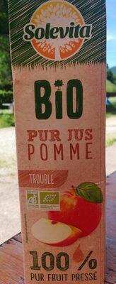 Trouble - Bio pur jus pomme - Produkt - fr