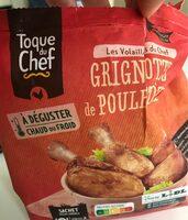 Grignottes de poulet roti - Product - fr