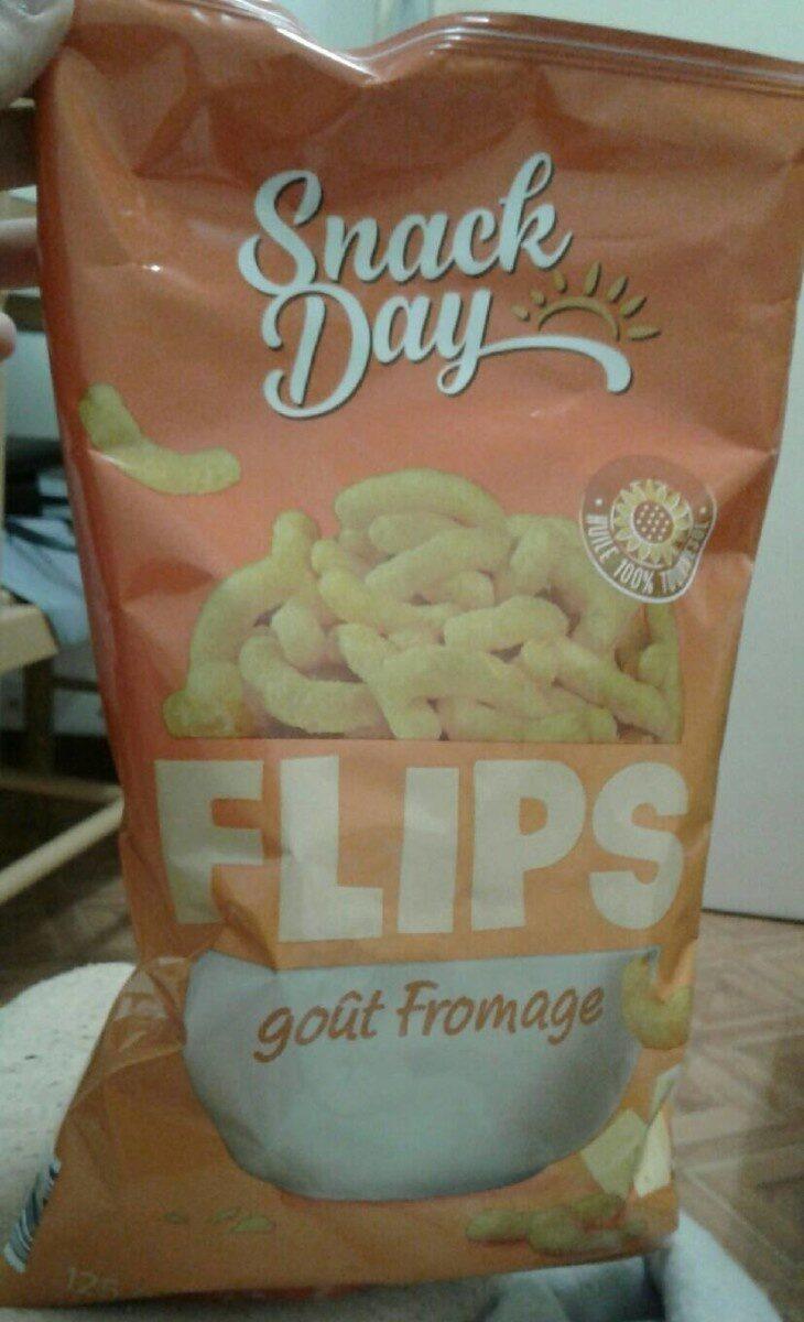 Flips fromage - Produkt - fr