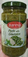 Sauce au basilic - Product - en