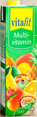 Multivitamin aus 11 Früchten und Karotte - Produkt