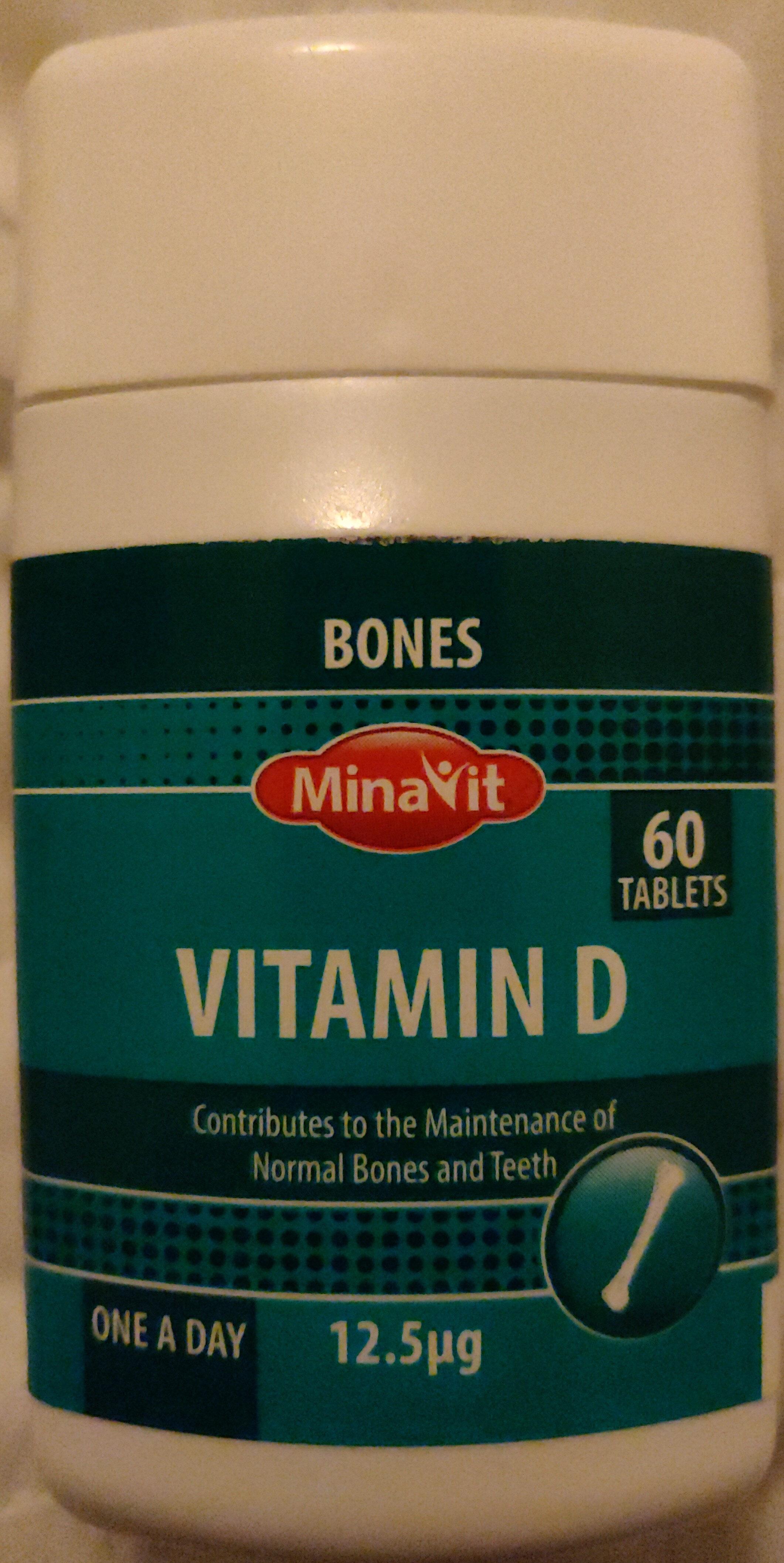 Vitamin D - Produit