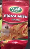 Flûtes Salées - Produkt - fr