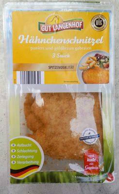 Hähnchenschnitzel - Product