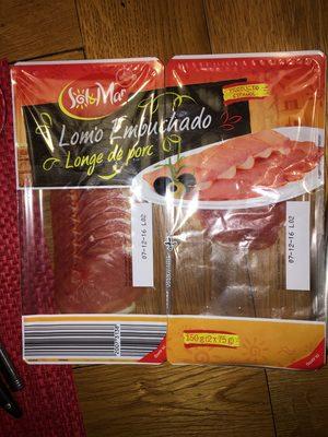 Lomo Embuchado - Producto