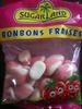 SugarLand - Bonbons Fraises - Product