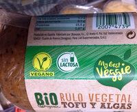 Rulo vegetal tofy y algas - Product