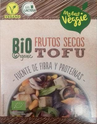 Tofu Frutos Secos Bio - Producto