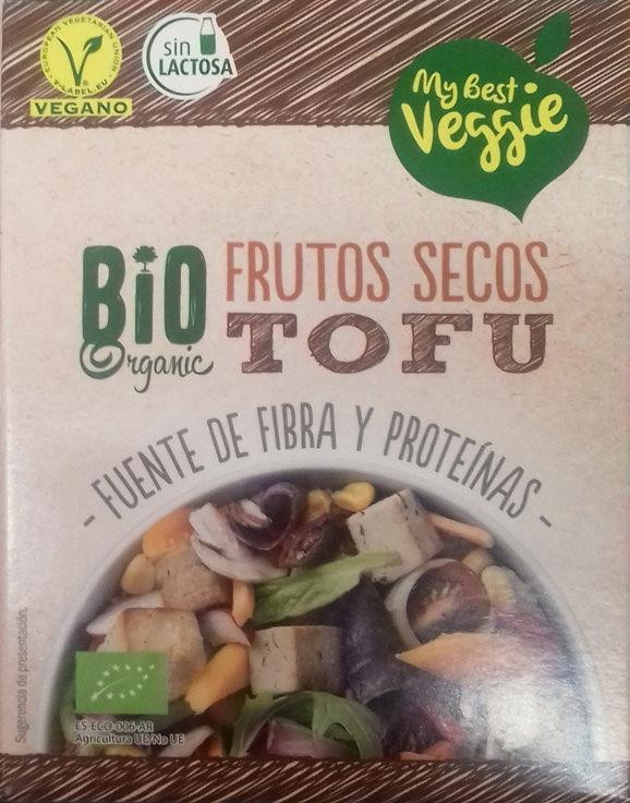 Tofu Frutos Secos Bio - Product