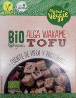 Tofu alga wakame - Product - es