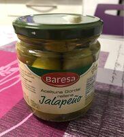 Aceituna gordal rellena jalapeño - Producte - es