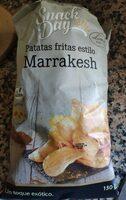 Patatas fritas estilo Marrakesh - Product - es