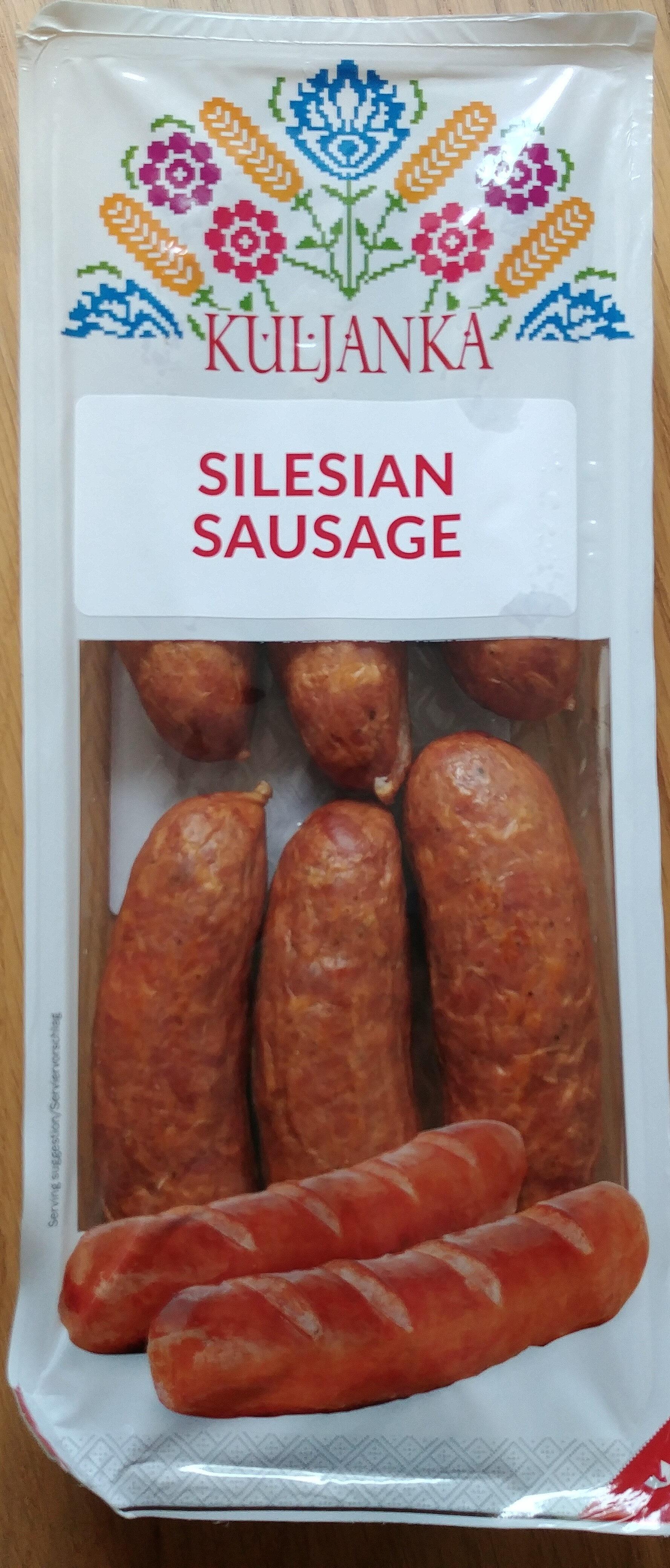 Silesian sausage - Product - en