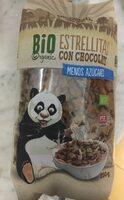 Estrellitas con chocolate - Producte - es