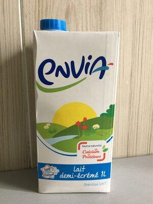 Leche semidesnatada - Produkt