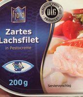 Zartes Lachsfilet - Produit - de