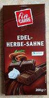 Edel Herbe Sahneschokolade - Produkt - de