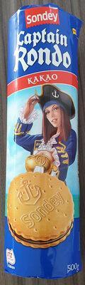 Captain rondo cacao - Produkt - de