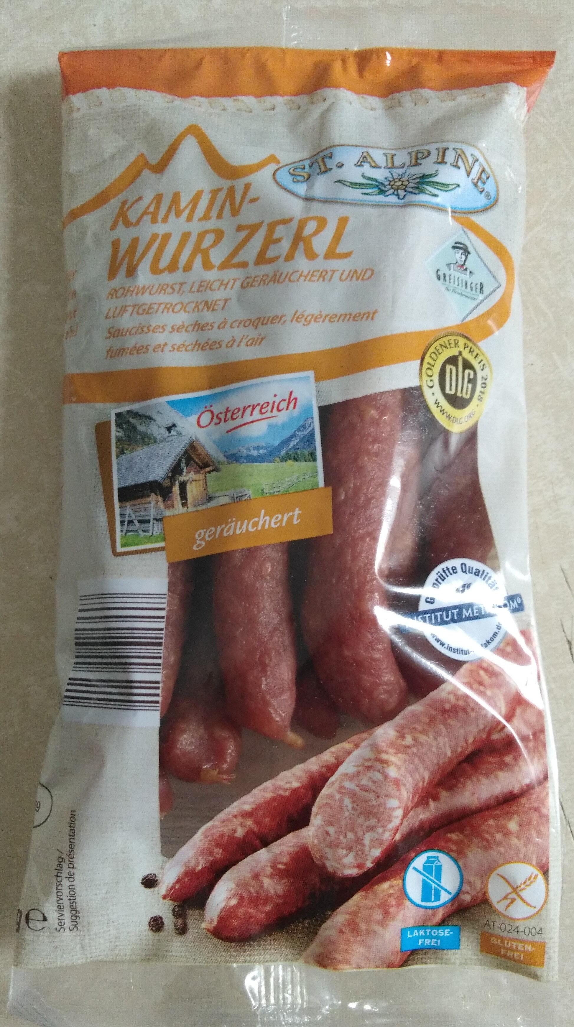 KAMIN-WURZERL - Product