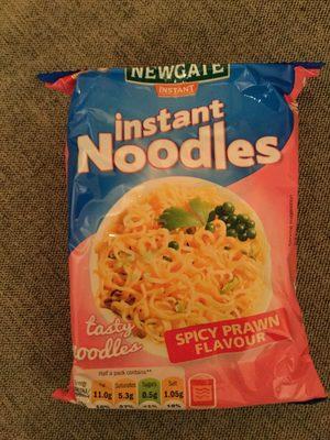 Newgate Instant Instant noodles Spicy Prawn flavour - Product