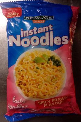 Newgate Instant Instant noodles Spicy Prawn flavour - Produit